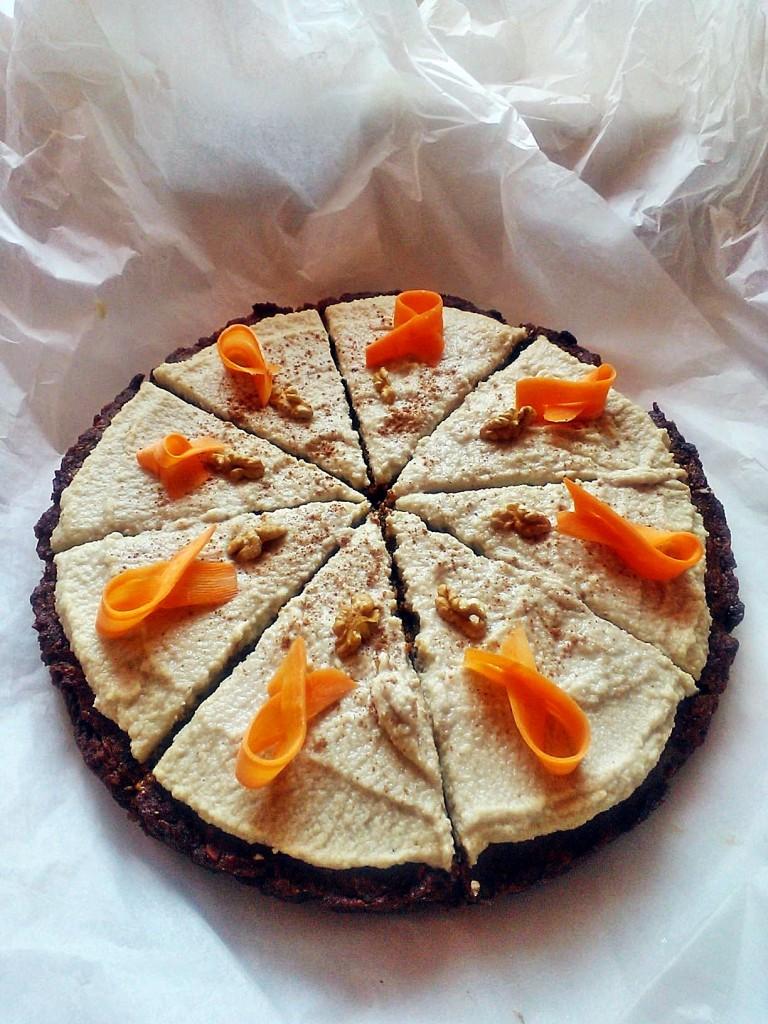 Cake carote 2