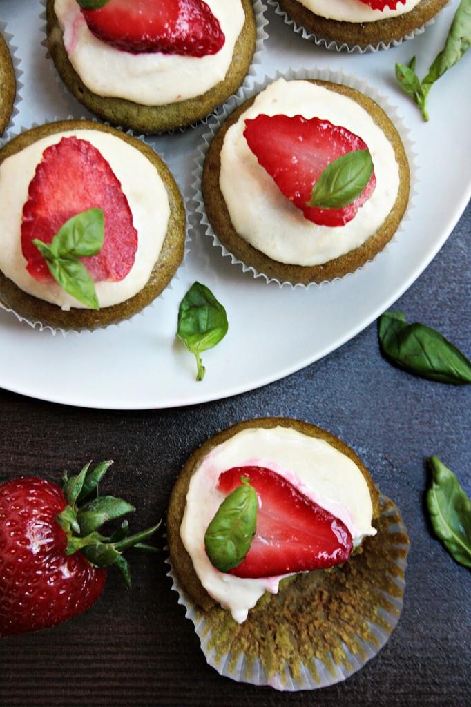 Cupcake al basilico 3