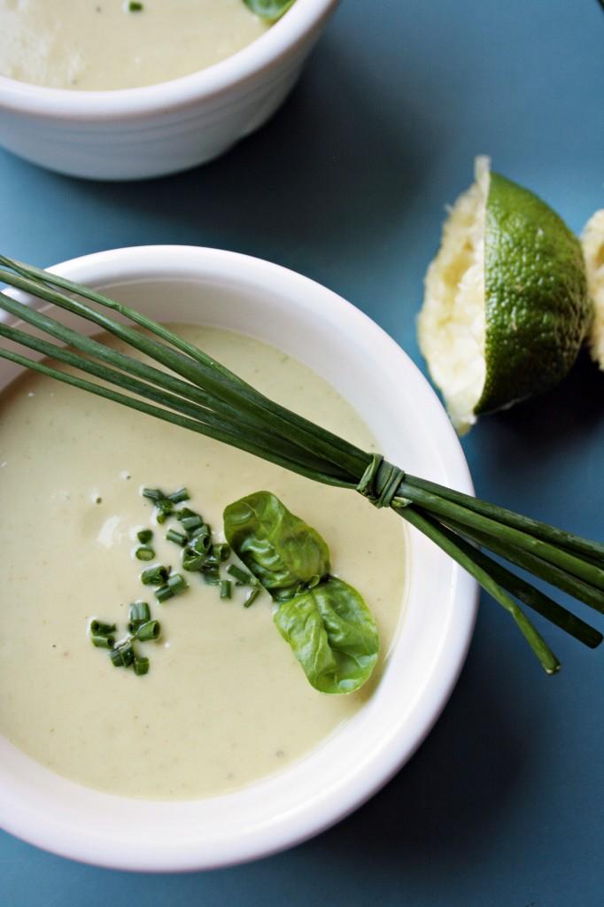 Zuppa di avocado 6