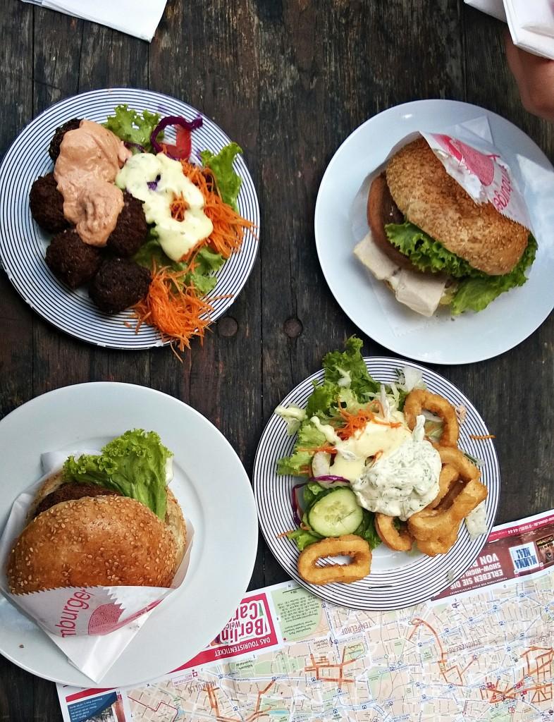 Berlin carne finta